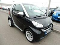 2009 09 SMART FORTWO 1.0 PASSION MHD 2D AUTO 71 BHP