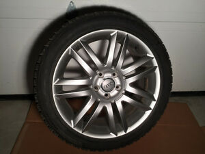 Blizzak WS80 Winter Tires and Wheels (Audi)