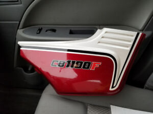 CB 1100f side cover