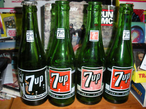 vintage bottles-reduced to sell today!