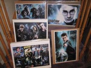 Harry Potter Posters/Prints - New, Sealed - $12.00