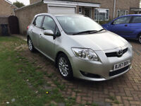 TOYOTA AURIS 33k mileage, DIESEL, full service history, immaculate condition