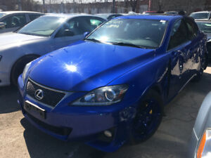 2012 Lexus IS 250 AWD just arrived for sale at Pic N Save!