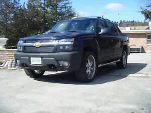 Billet grill for Chevrolet avalanche