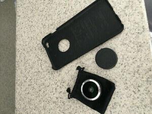 Fisheye lense kit for Iphone 6/6s plus