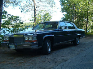 Cadillac Brougham DeElegance