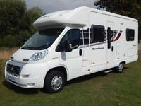Swift SUNDANCE 624FB, LOWLINE, 2014, 4 Berth Fixed Double Bed, Ctr Dinette, VGC!