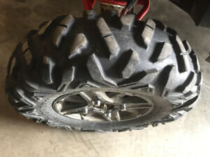 Bighorn Maxxis Side-by-side Tires