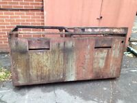 Free commercial stove for scrap