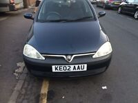 Corsa 1.2 with Air Condition £599