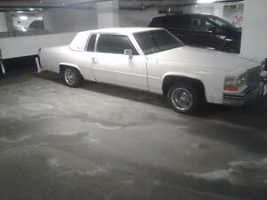 1984 Cadillac coupe deville potential lowrider low rider