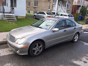 Mercedes 2005 c230