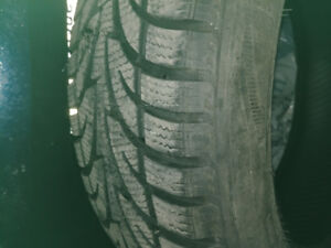 Two Brand New Ice Blazzer Winter Tires