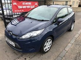 2009 FORD FIESTA 1.2, 1 OWNER, FULL SERVICE HISTORY, WARRANTY