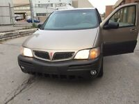 2004 Pontiac Montana no Rust good Condition