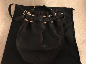 Alexander Wang - Diego Bucket Bag with Rose Gold Hardware