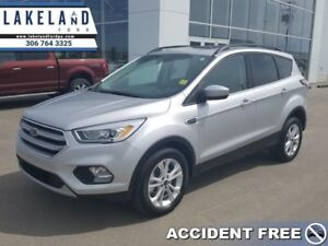 2017 Ford Escape SE  - Accident Free -  Bluetooth -  Heated Seat