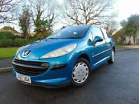 LOVELY 2007 PEUGEOT 207 1.4 S IDEAL FIRST TIME CAR DRIVES BEAUTIFULLY