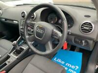 2012 Audi A3 1.6 TFSI Technik Sportback 5dr Hatchback Petrol Manual