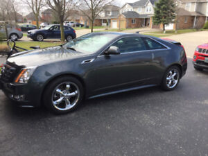2012 Cadillac CTS 4 AWD Performance 2dr Coupe