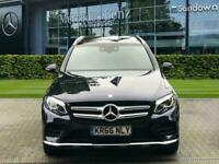 2017 Mercedes-Benz GLC-CLASS GLC 250 d 4MATIC AMG Line Auto Off-Roader Diesel Au