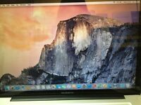 "MacBook Pro 15.4"" Mid 2012 Warranty Aug 2016"