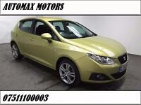 Seat Ibiza 1.6 16v Sport 5dr, p/x welcome 6 MONTH FREE WARRANTY