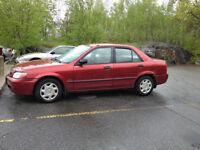 2001 Mazda Protege Other
