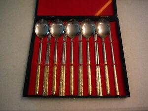 Stainless Steel Korean Chopsticks and Spoon Set