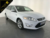 2013 63 FORD MONDEO TITANIUM TDCI 163 DIESEL SERVICE HISTORY FINANCE PX WELCOME