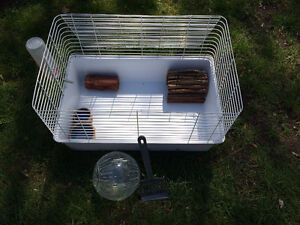 Small Animal Cage plus accessories