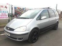 FORD GALAXY 2.3 AUTO GHIA *14 FORD STAMPS *DVD SCREENS *TRADE BUYERS ONLY
