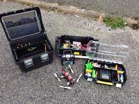 Drone quadcopter set up