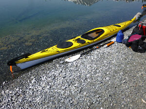 Boreal Design Epsilon T200 Thermoformed Sea Kayak – 17´