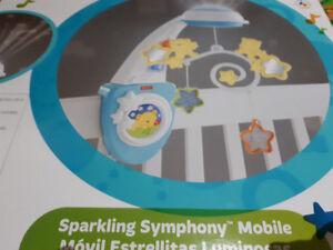 Fisher-Price sparkling symphony mobile