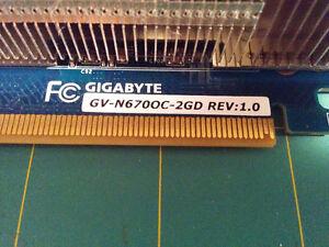 2x Gigabyte GTX670 cards Prince George British Columbia image 2