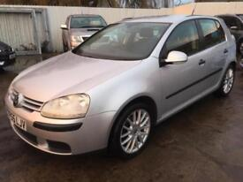 Volkswagen Golf 1.6 FSI 2006MY SE