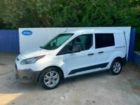 2017 Ford Transit Connect 1.5TDCi (100PS) (Euro6) Double Cab Crew L1 220 Van