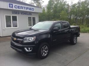 2017 CHEVROLET COLORADO 4WD Z71 ($252.42 Biweekly)