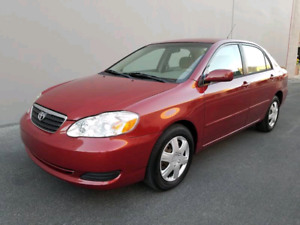 2005 Toyota Corolla CE Automatic only 128k