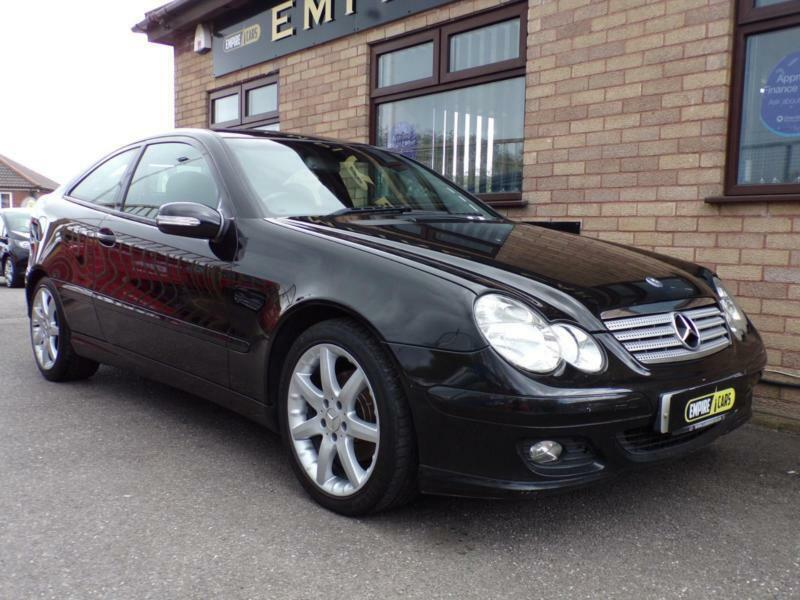 2004 mercedes c class c220 cdi se sport coupe diesel in llantwit fardre rhondda cynon taf. Black Bedroom Furniture Sets. Home Design Ideas