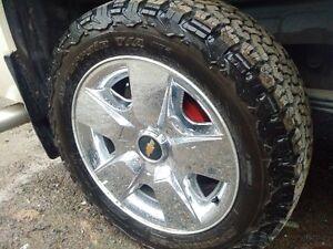 """3 X 20"""" wheel for Silverado or Sierra"""