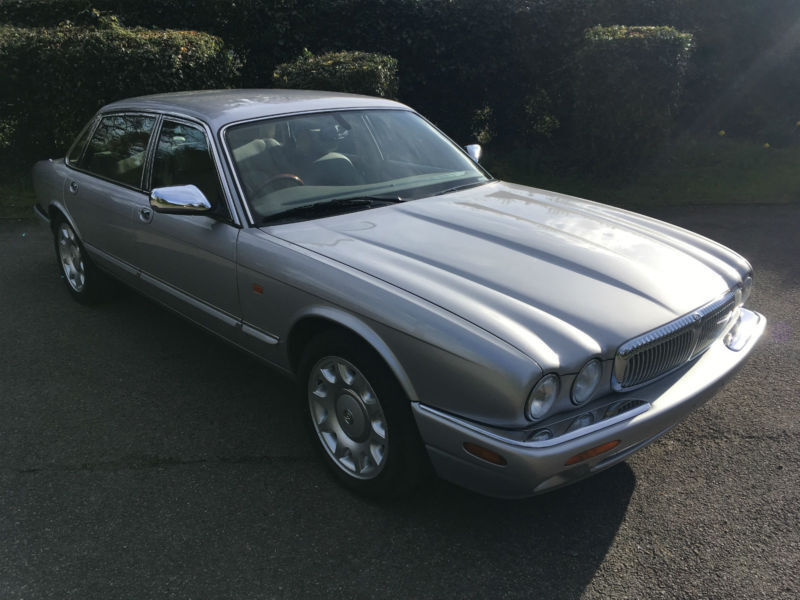Daimler Super V8 LWB Final Fifty *CALL 07956 853031 For Jaguar Sales*