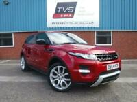 2014 Land Rover Range Rover Evoque 2.2 SD4 Dynamic 5dr Auto [9] [Lux Pack], Pano