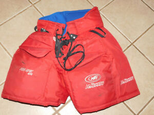 ~~RED GOALIE PANTS IN SOLID CONDITION~~