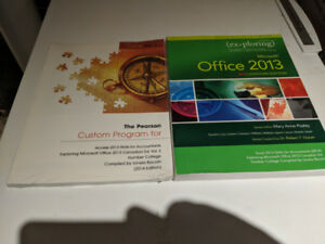 Exploring Microsoft Office 2013 for Accountants Humber College