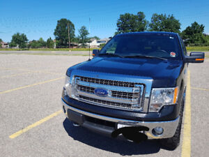 2014 F150 cXTR 4x4, leather, backup cam, tow