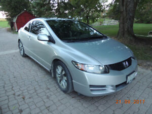 2010 Honda Other EX-L Coupe (2 door)