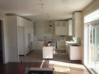 KITCHEN CABINETS AND MORE,   INSTALLATION