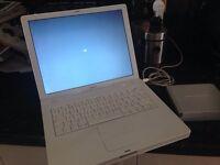 Apple iBook G4 laptop A1055